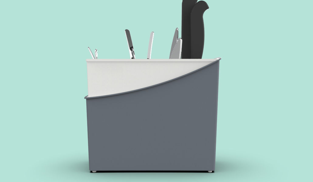 Cutlery Drainer, Product Design, Household, Home Improvement